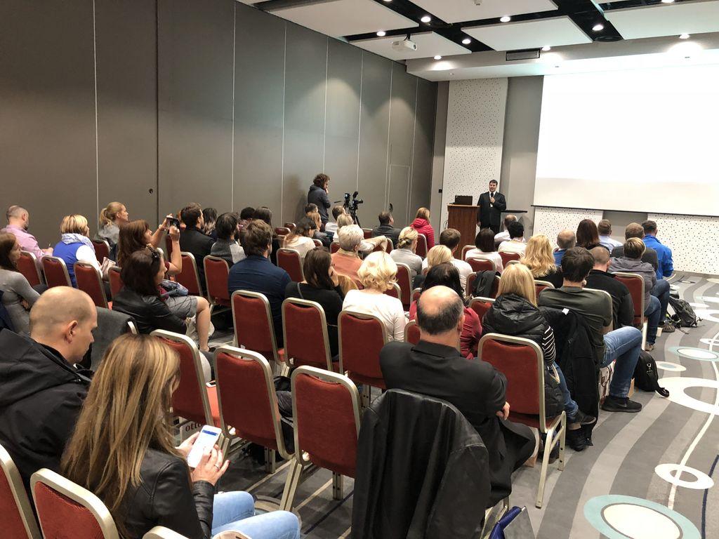 Veletrh Marketing Mix Brno (10. 9. 2019) a Praha (19. 9 2019) – partner ČMS