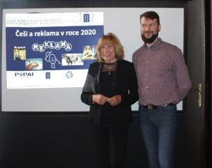 Češi a reklama 2020